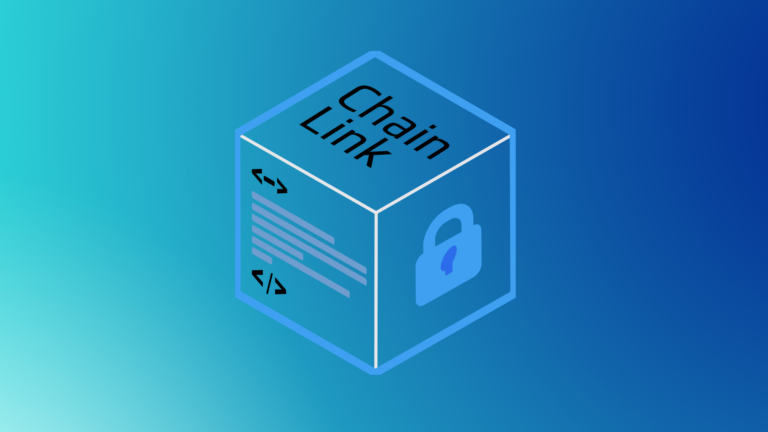 The price of chainlink is rising