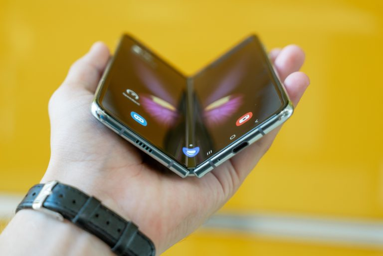 This should be Samsung's next Galaxy Fold